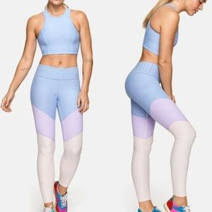 Outdoor Voices 7/8 Spring Leggings Lilac